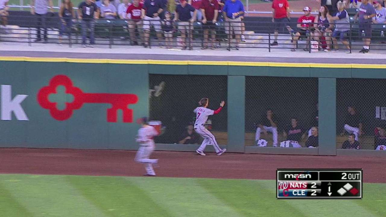 Turner's grab on the run