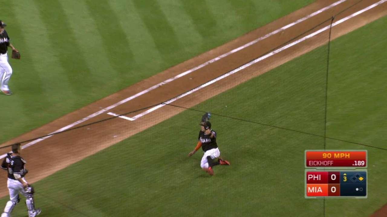 Plate discipline plagues struggling Phillies