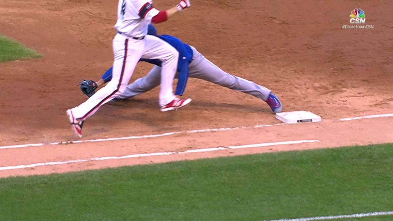 Cubs turn two after challenge
