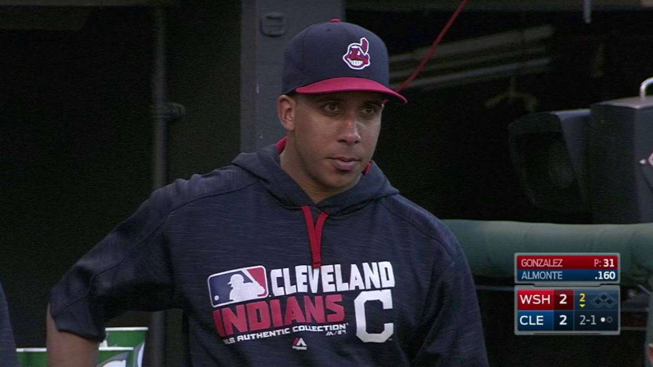 Brantley shouldn't be out more than 4 months
