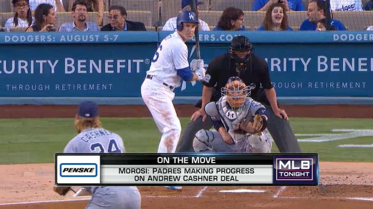 MLB Tonight talks about Cashner