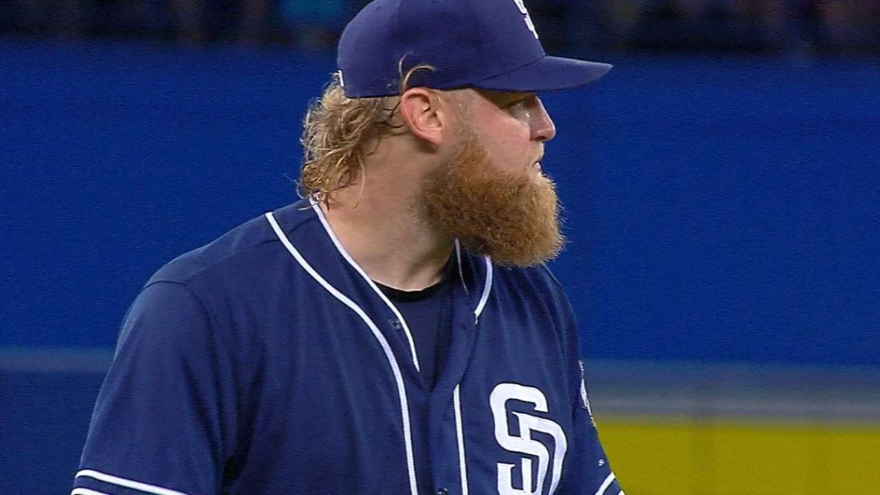 Cashner's quality road start