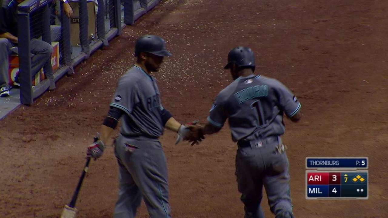 Goldy's game-tying single