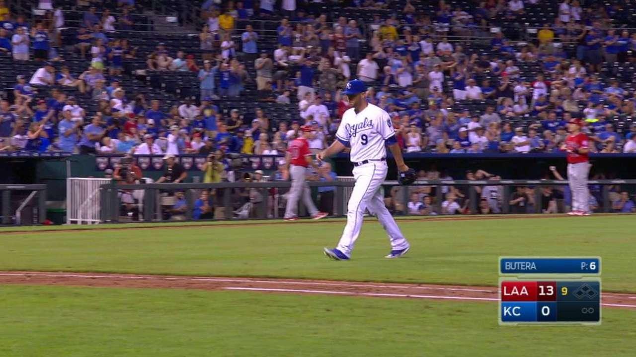 Royals focused on turnaround, not Deadline