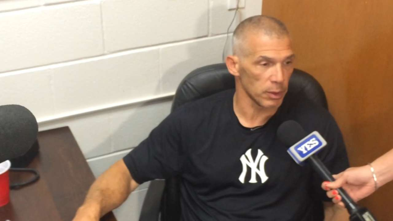 Yankees hope hot streak keeps team intact