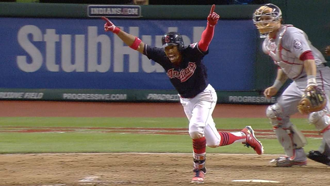 Must C: Indians rally in the 9th