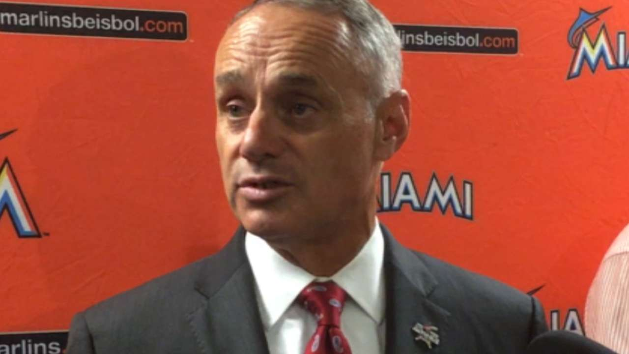 Manfred on 2017 All-Star Game