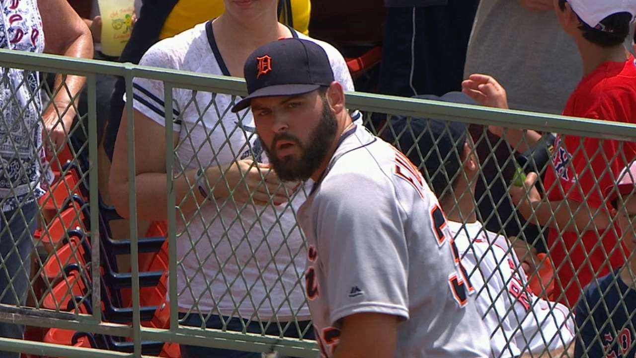 Fulmer's strong effort lays base for Tigers