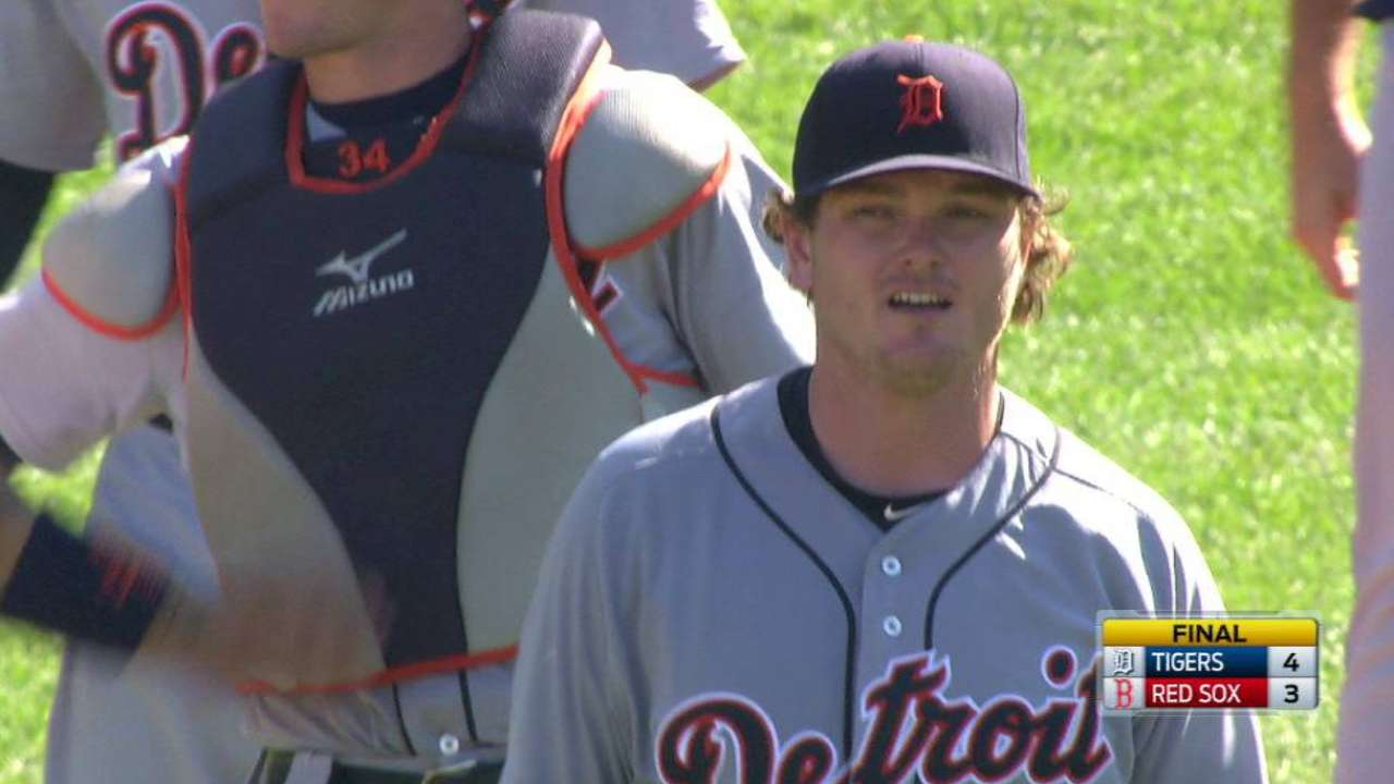 Tigers lefty Wilson generating trade buzz