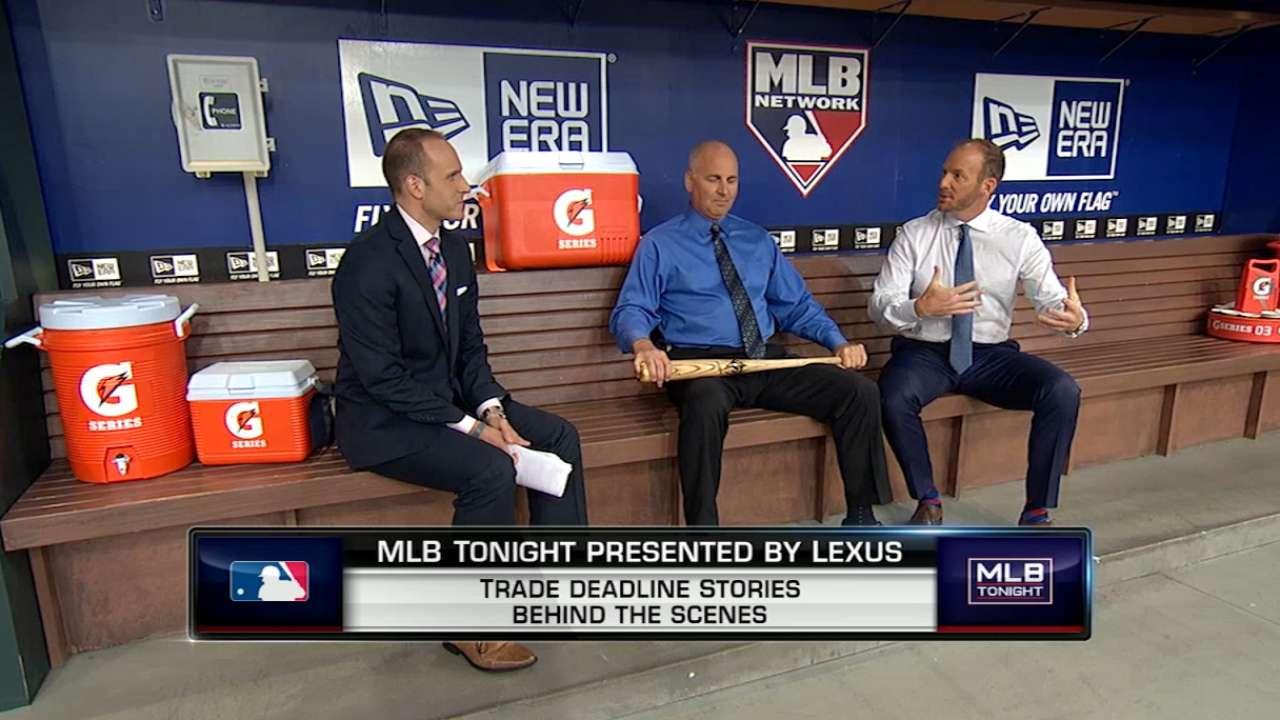MLB Tonight: Trade Deadline