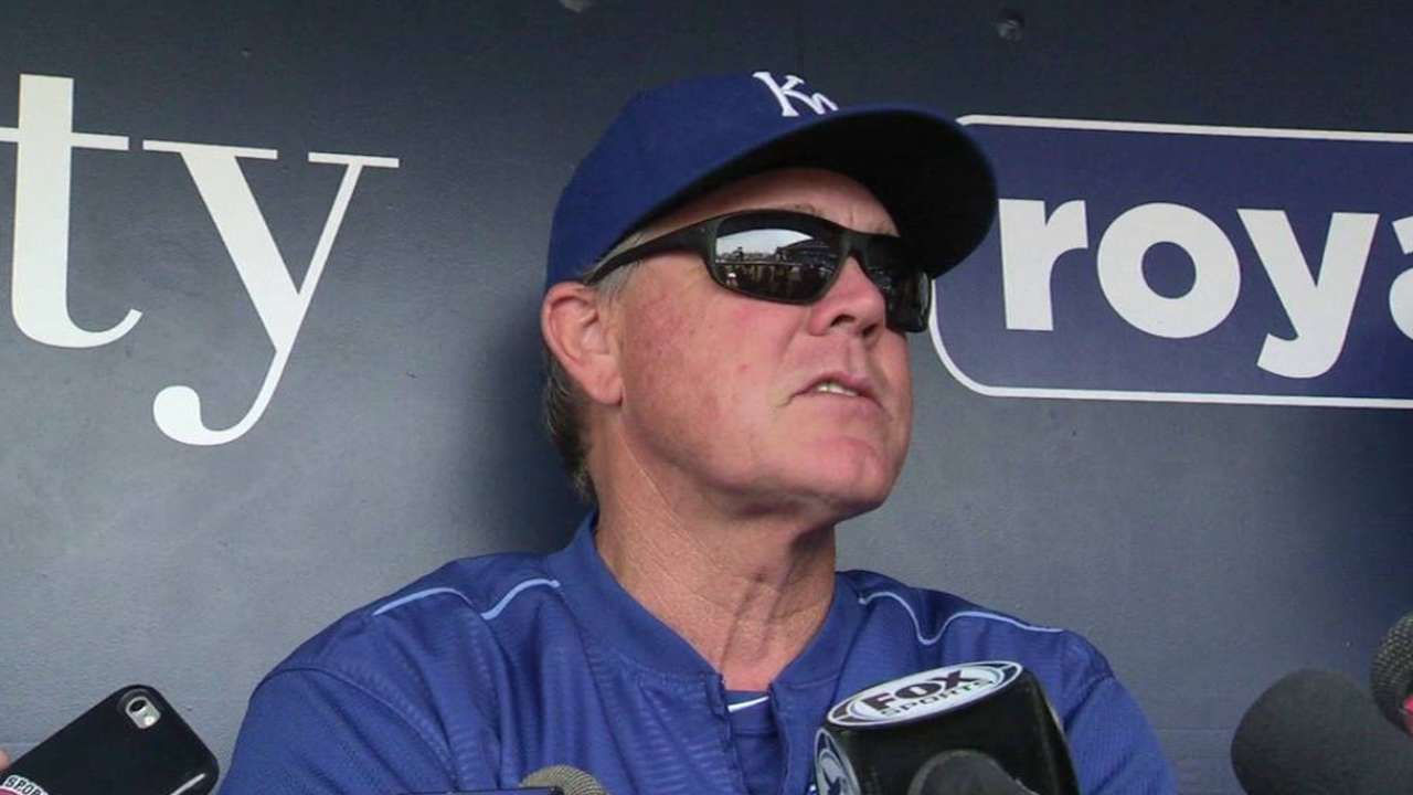Yost calls team meeting to ease anxiety