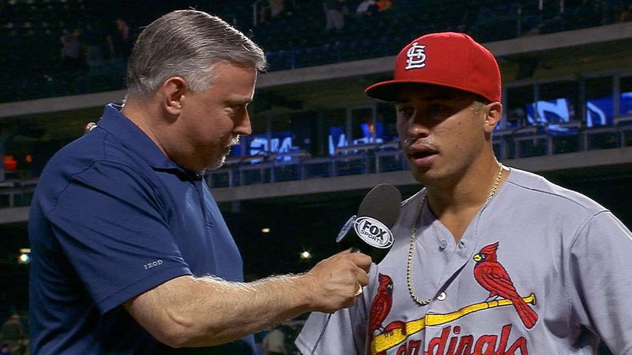 Wong on big hit, win over Mets