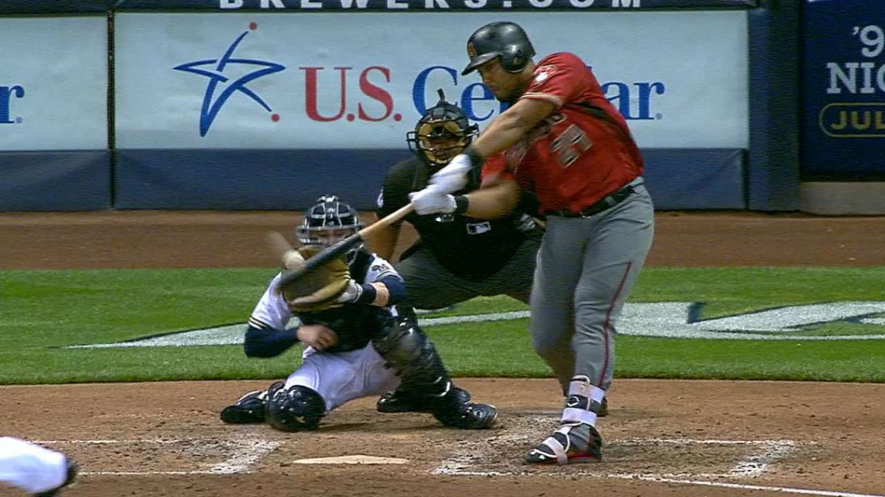 Tomas powers D-backs to victory with 2 HRs