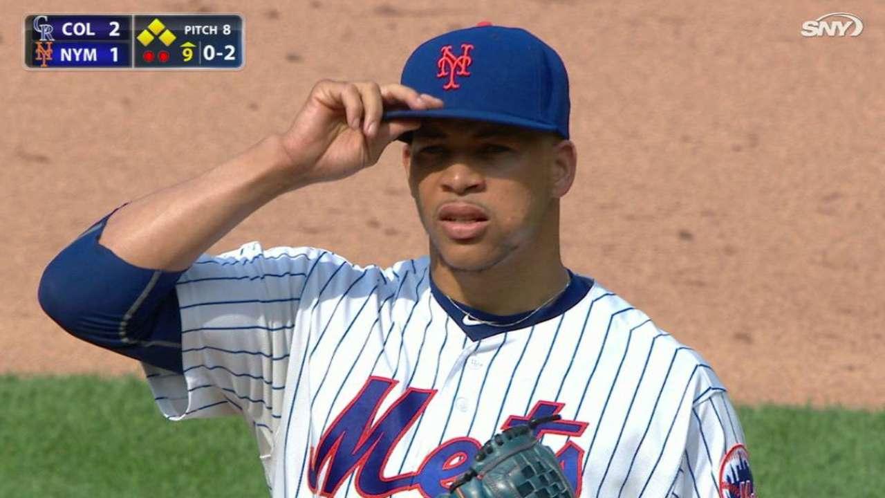 Mets bullpen wearing down with heavy usage