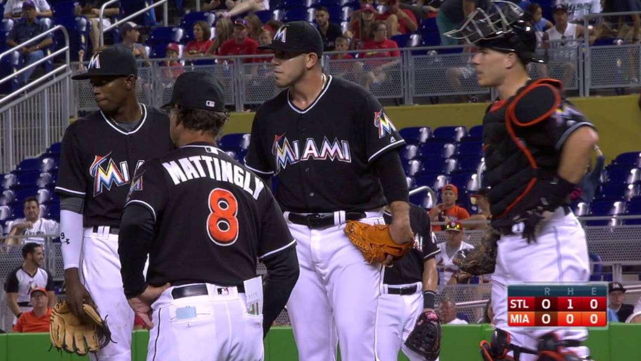 Umpires reverse balk call