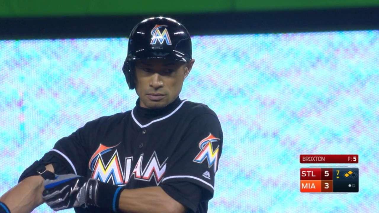 Ichiro's 2,998th hit
