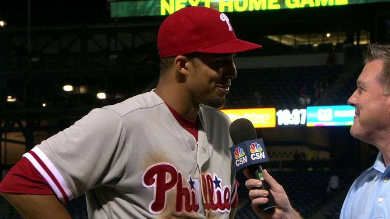 Altherr on Phillies' 7-5 win