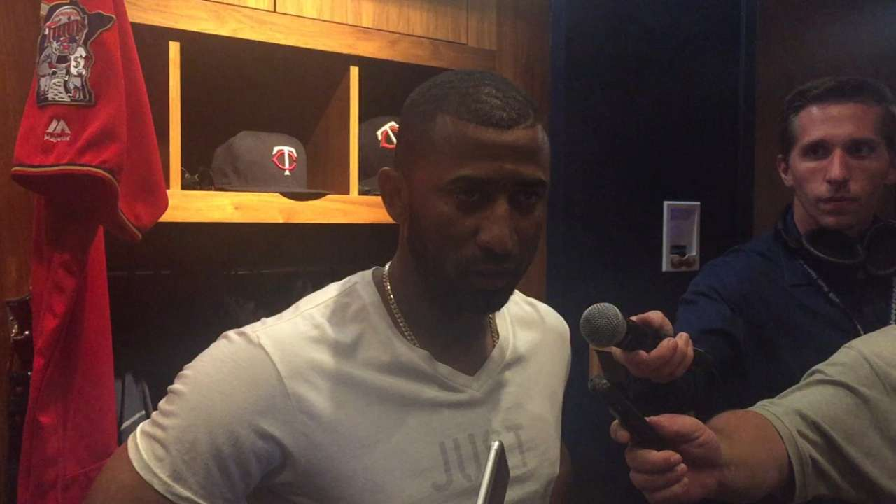 Nunez on being traded to Giants
