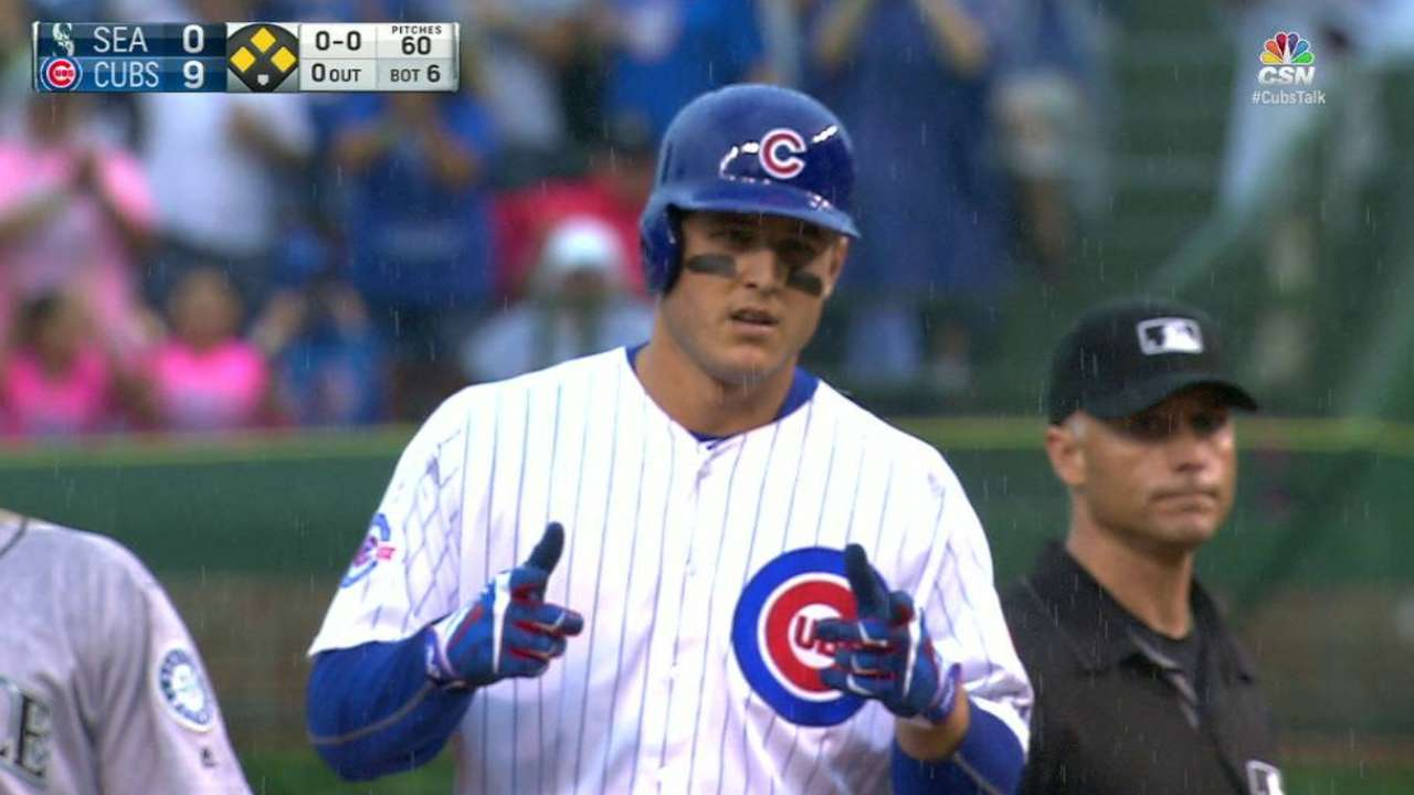 Rizzo's bases-clearing double