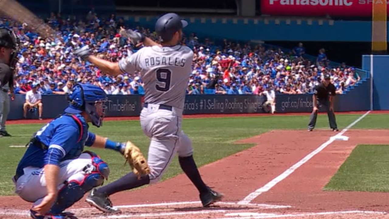 Padres' HR streak comes to a halt in loss
