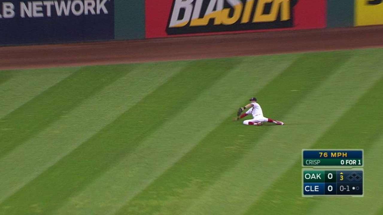 Naquin's sliding catch