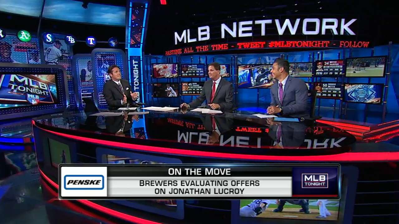 Rumors follow pitchers to mound on MLB.TV