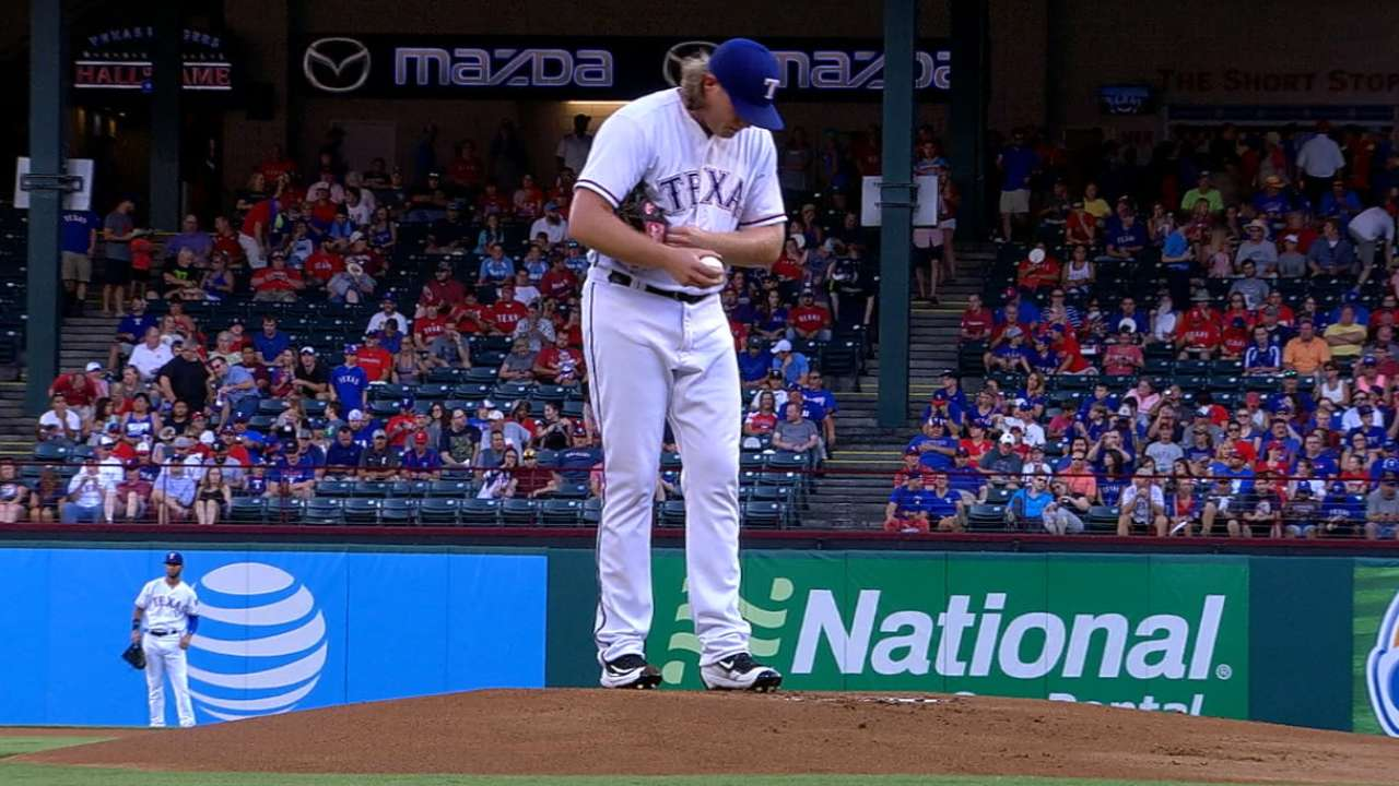 Griffin's productive outing