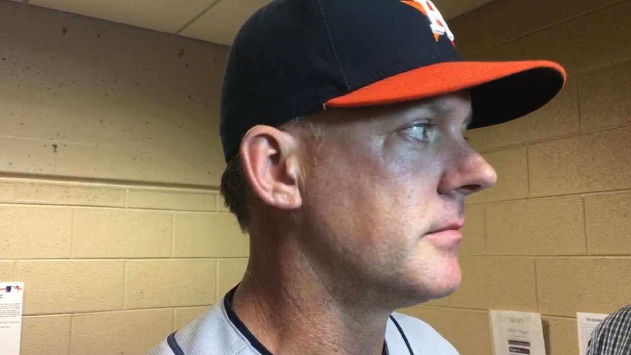 Hinch on loss to Tigers