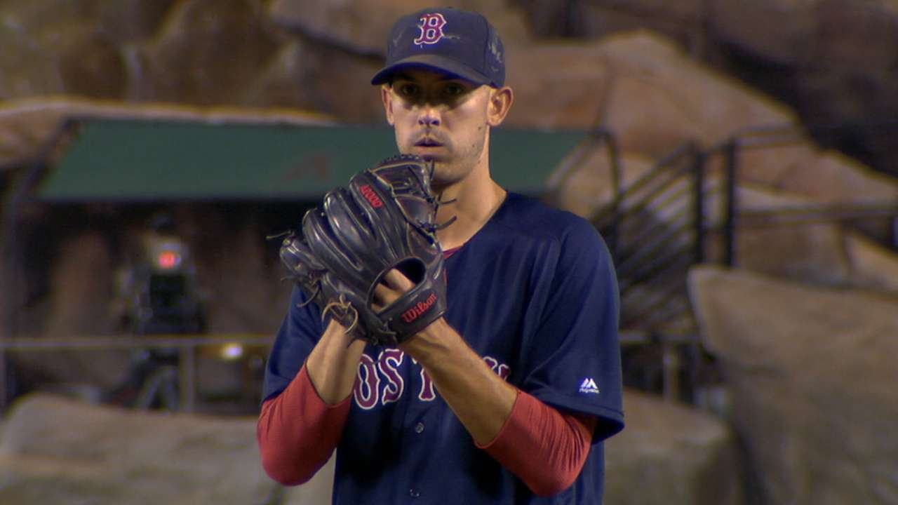 Porcello ties AL leaders with 14th win