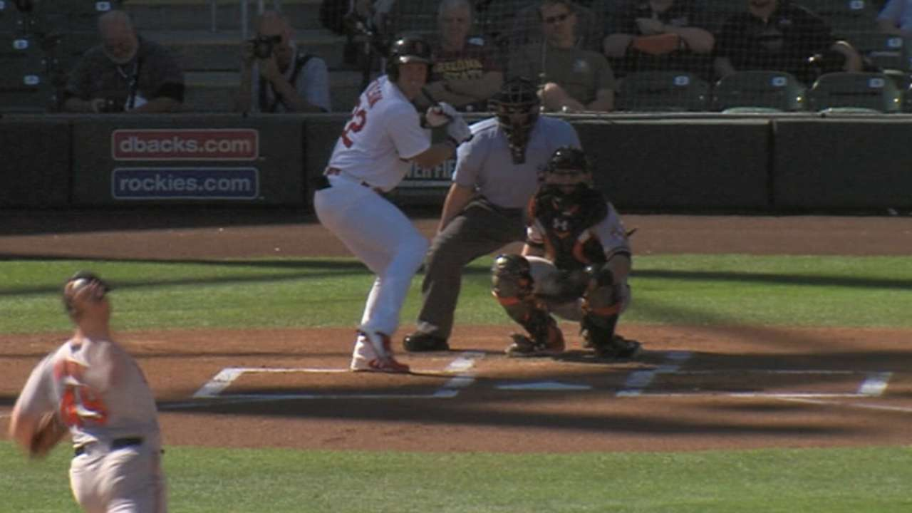 Tilson to get ample opportunities with White Sox