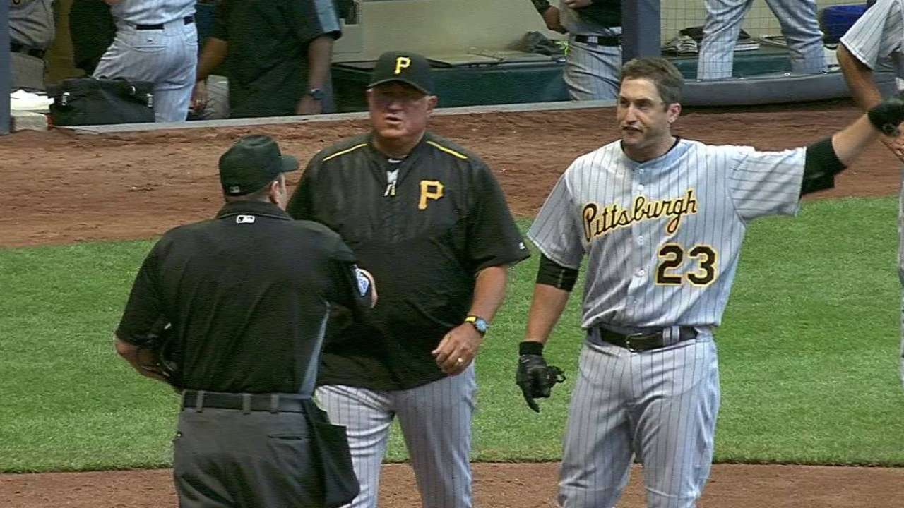 Freese ejected in the 5th