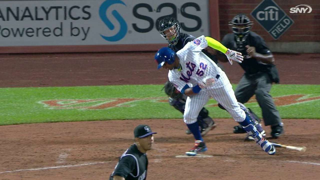 Cespedes doesn't play due to tight quad