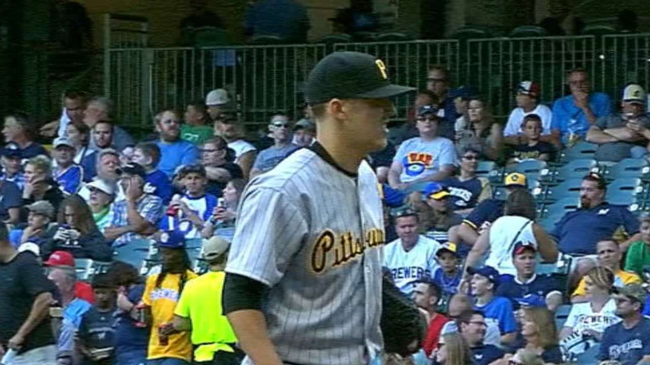 Taillon's quality start