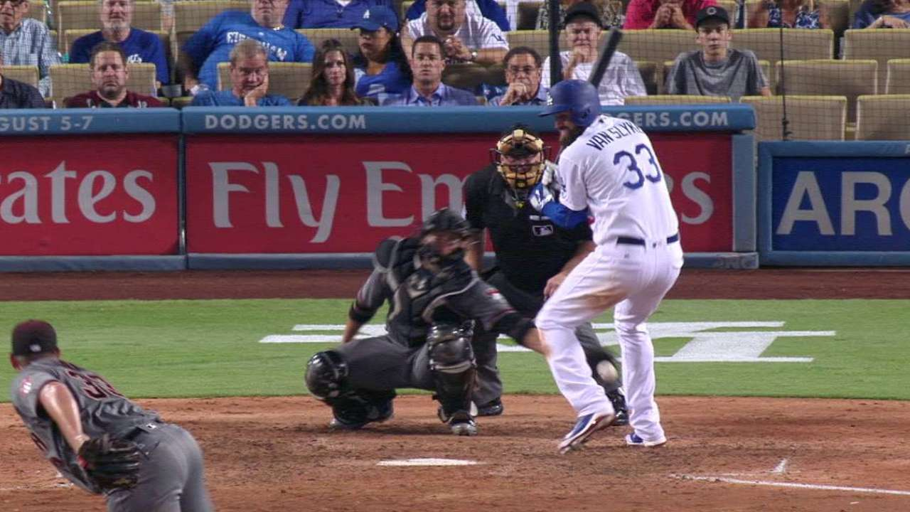 Van Slyke not HBP after review