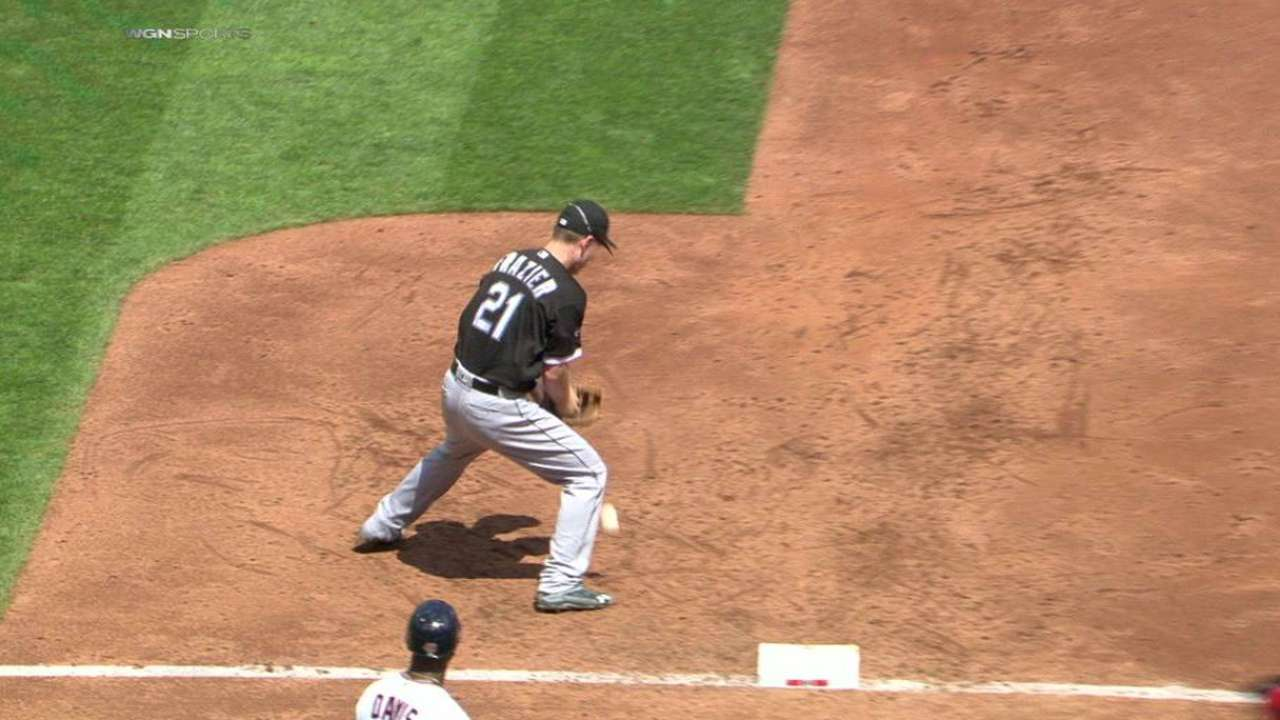 Sox challenge safe call at first