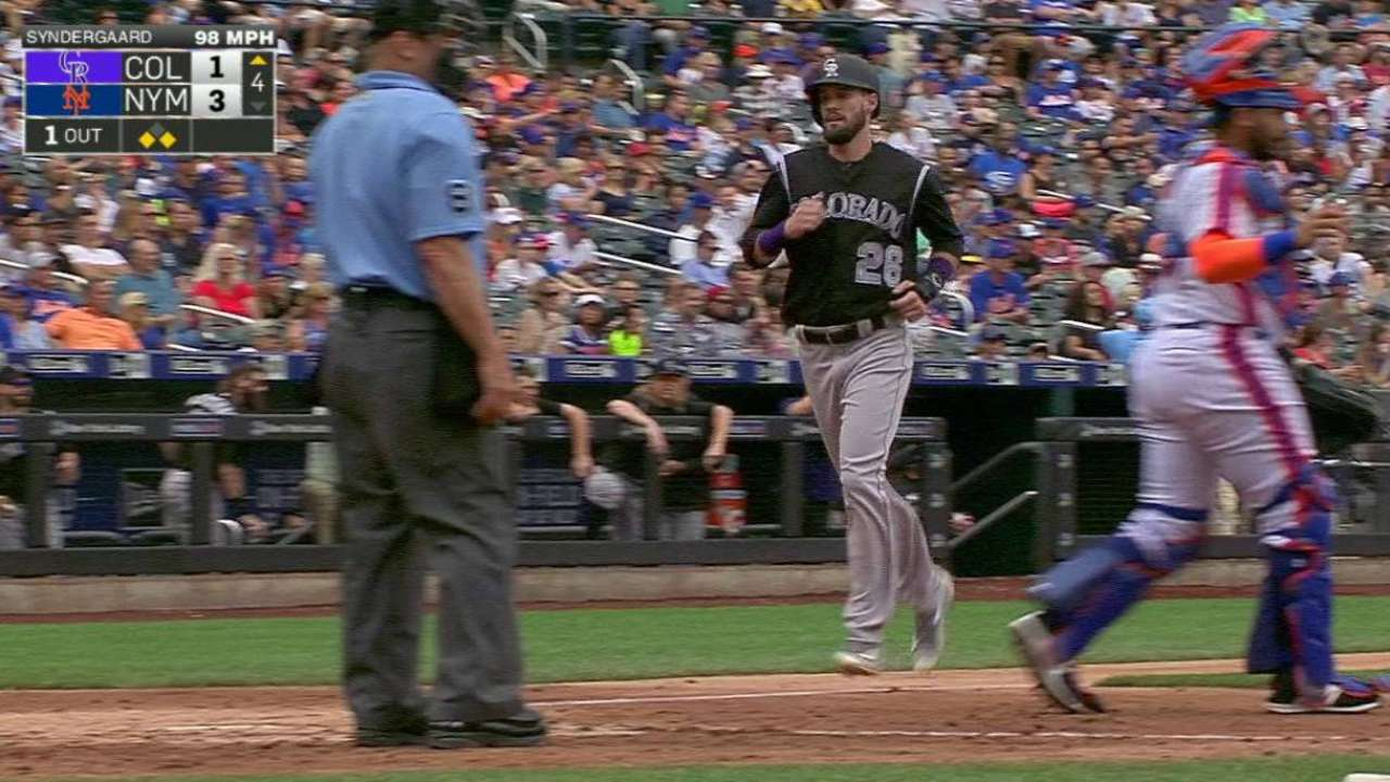 Descalso's RBI single
