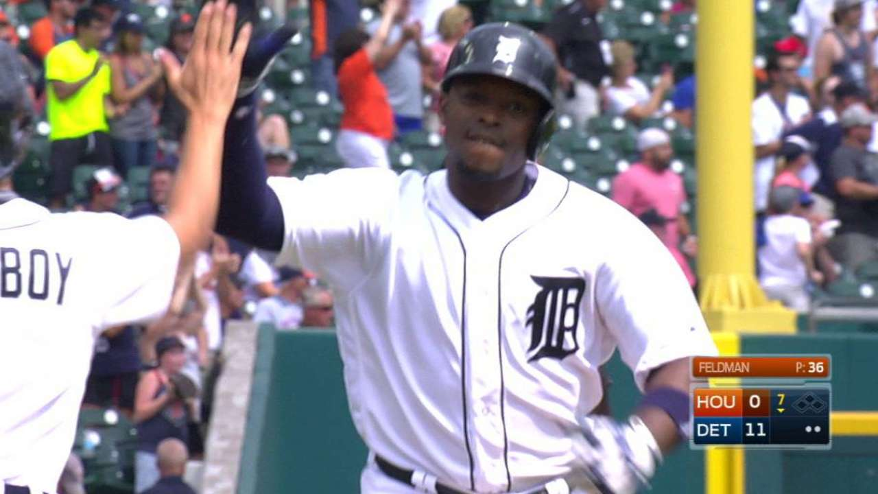 Upton gets time to clear head; Presley in left