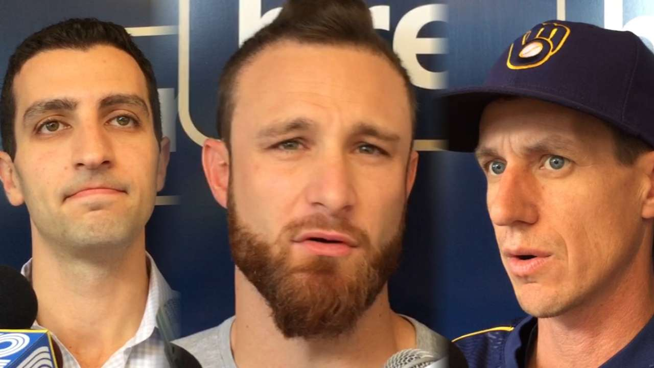 Lucroy makes right call nixing trade to Indians