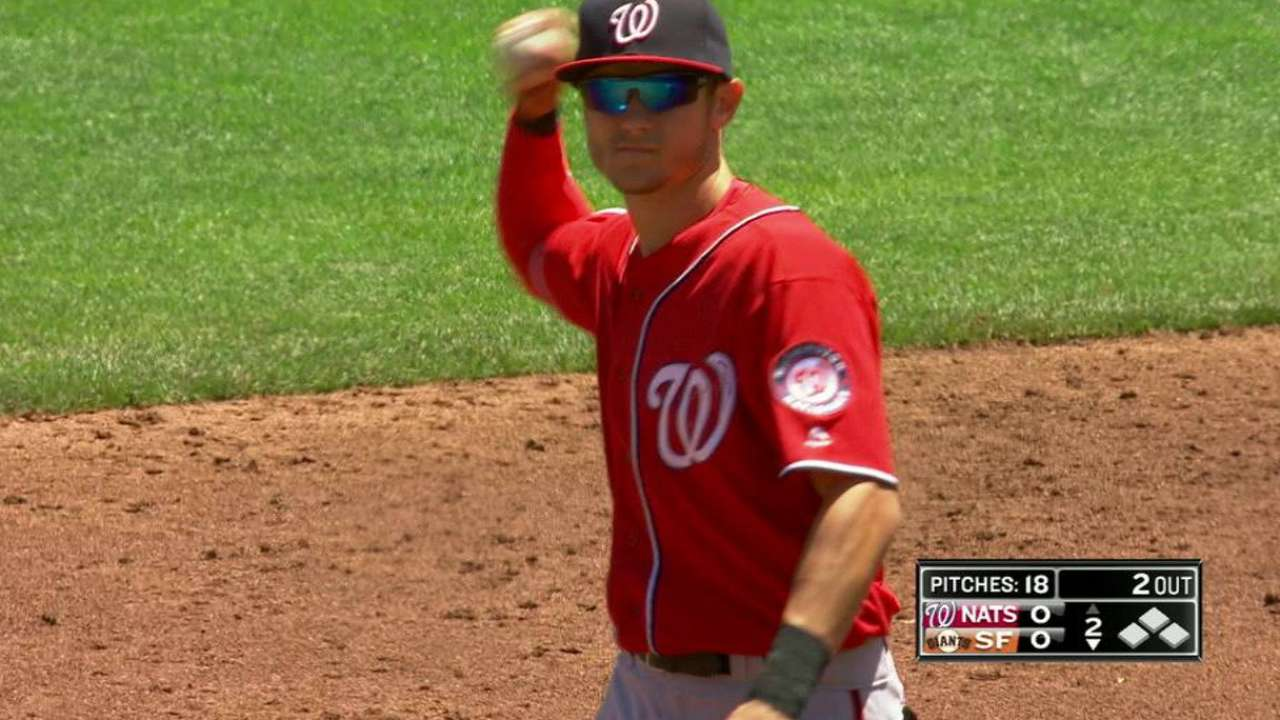 Turner 'excited' to return as everyday shortstop