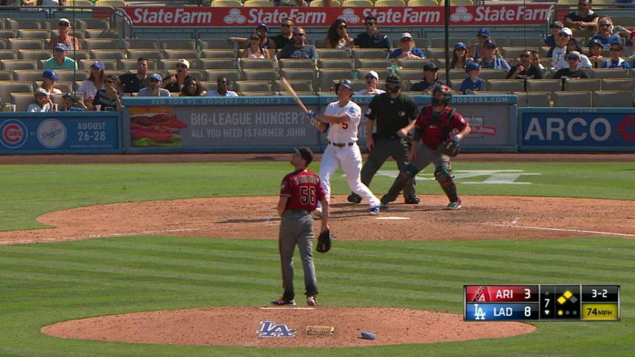 Seager's three-run dinger