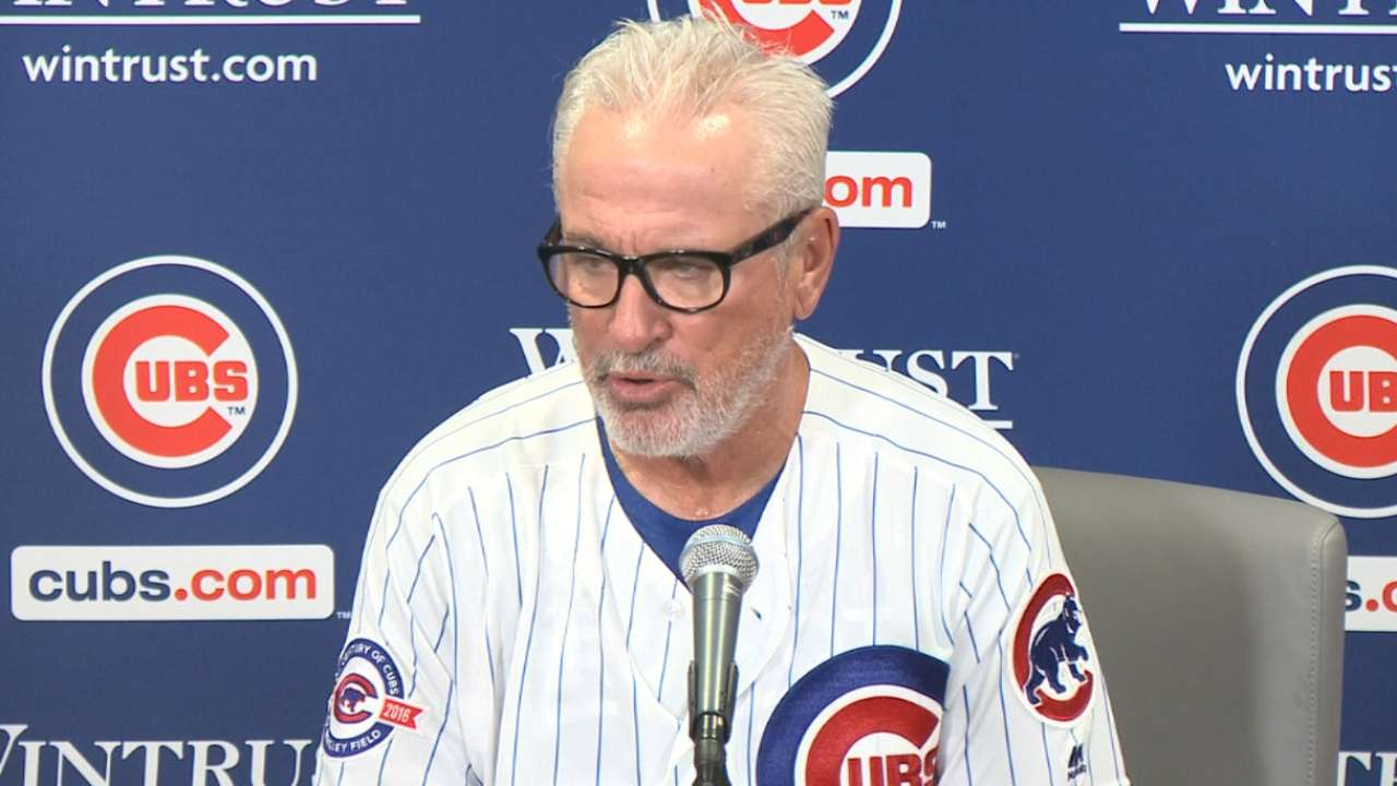 Maddon on Cubs' comeback win