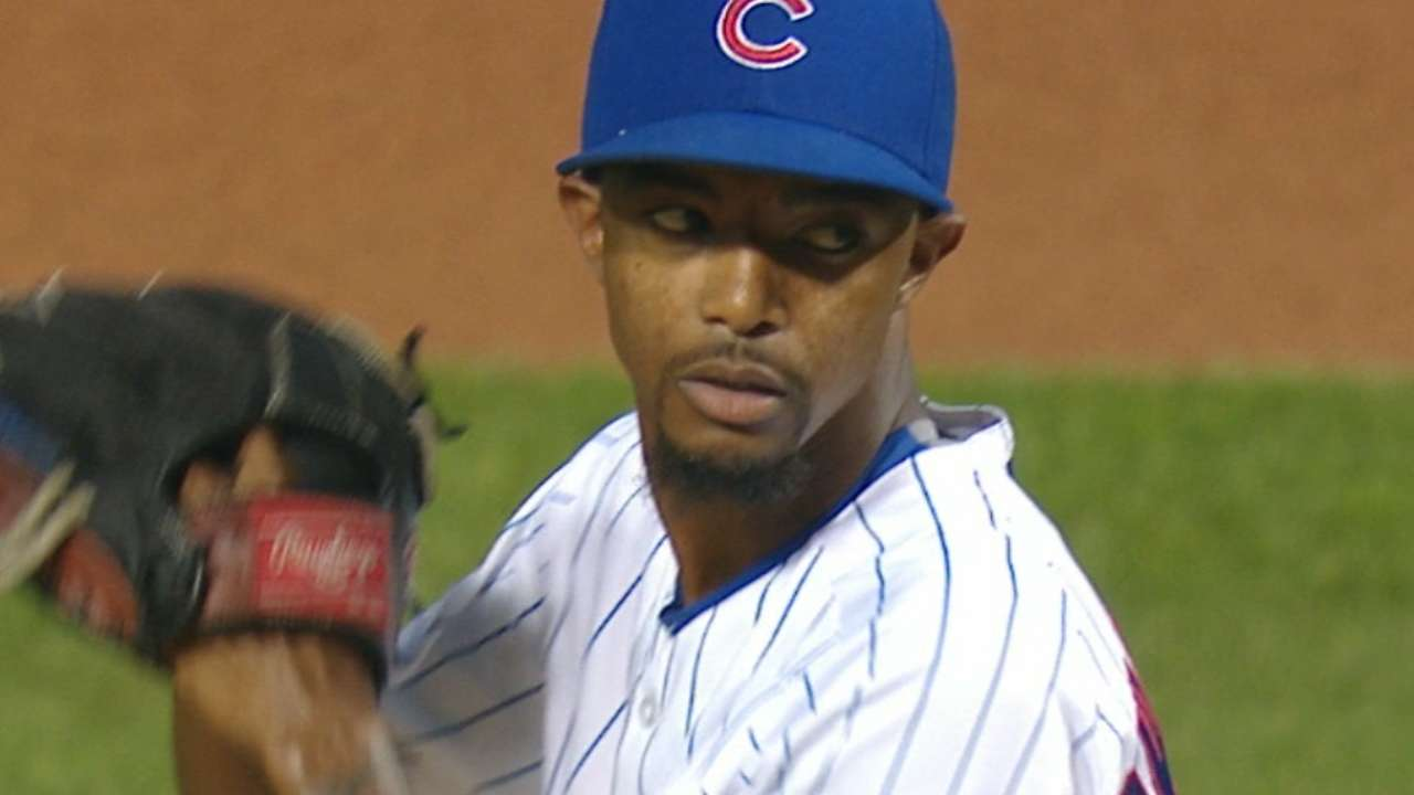 Edwards Jr.'s five strikeouts