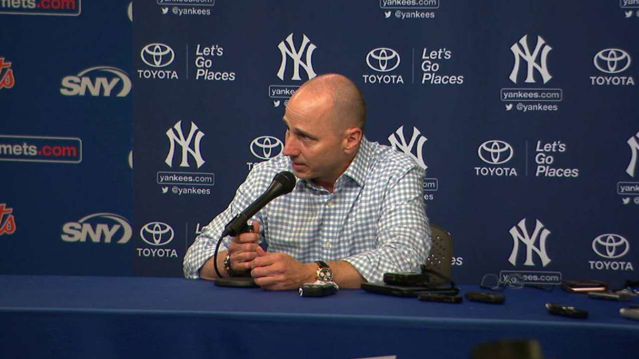 Yankees acquire Tate for Beltran, deal Nova