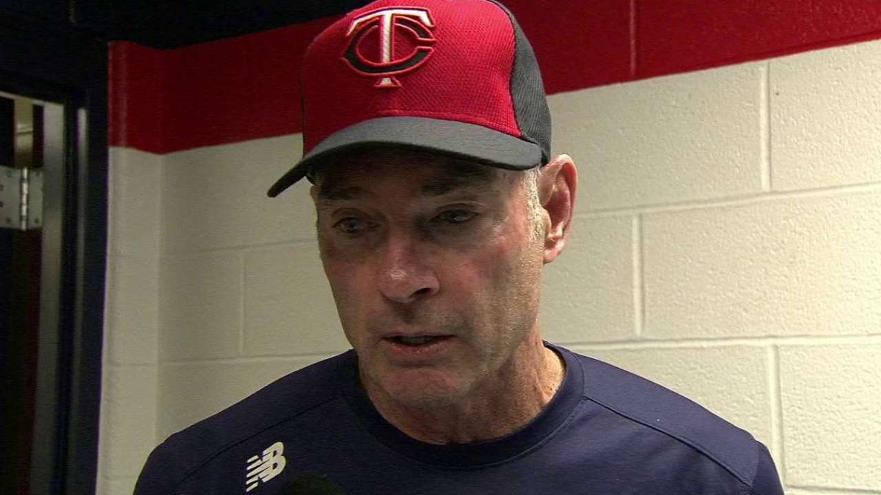 Molitor on Twins' Deadline moves
