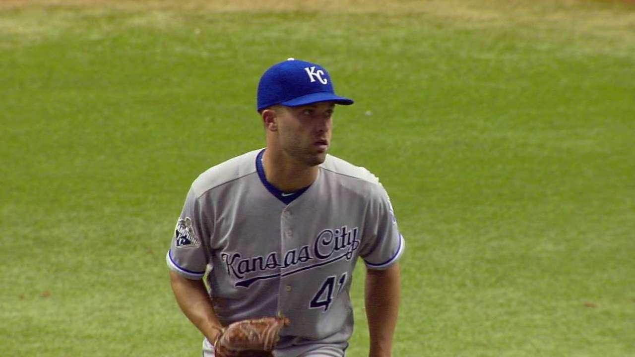 Duffy's no-hitter ends