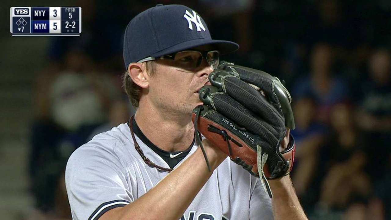 Image result for tyler clippard yankees