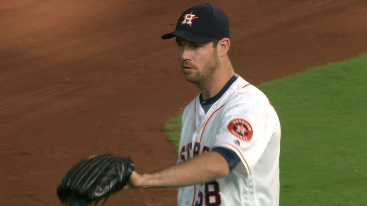 Fister hurls six scoreless