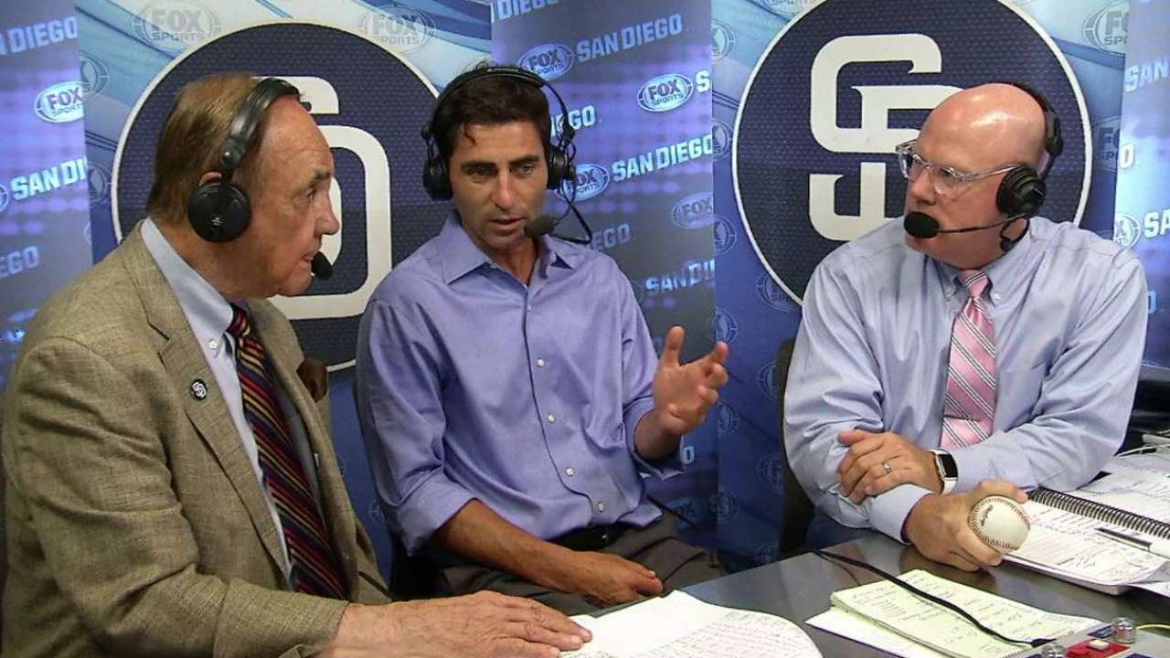 Padres eye future with revamped farm system