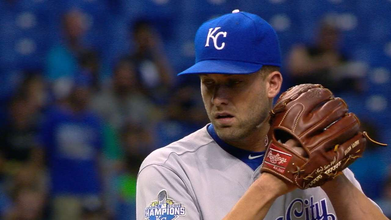Duffy sets Royals' K record