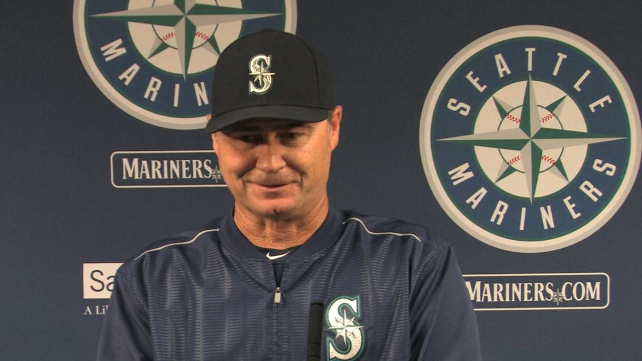 Servais on Mariners' 2-1 loss